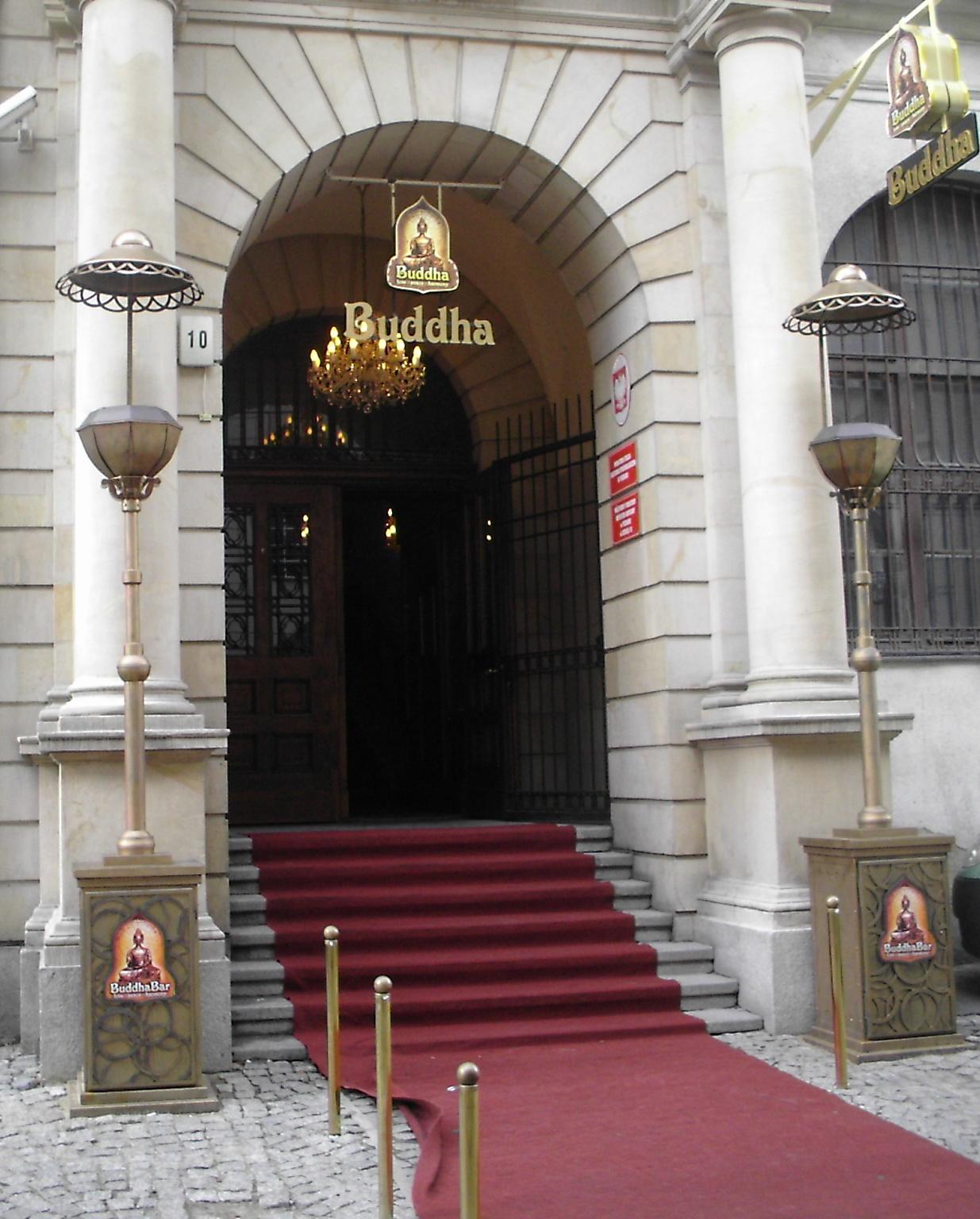 Latarnie – Buddah Bar – Poznań